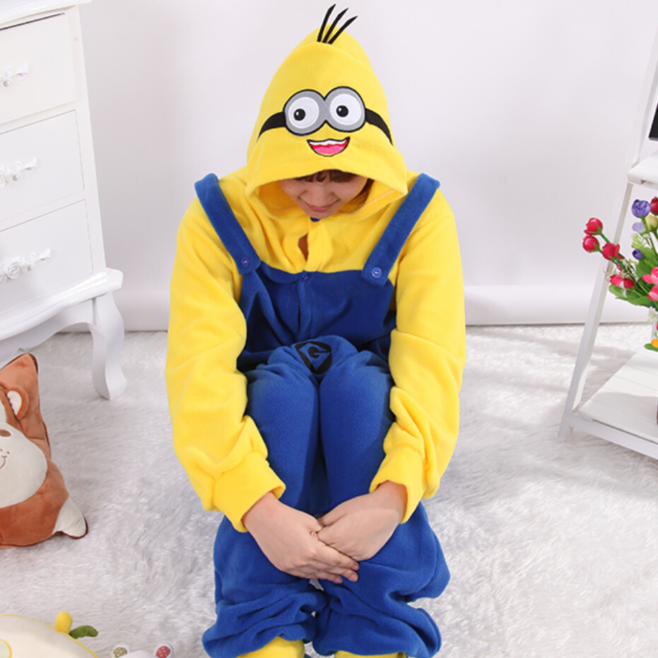 Popular Minions Onesie Adults-Buy Cheap Minions Onesie Adults lots ...