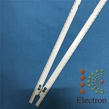 68 cm LED franja de luz de Fondo 76/80 LEDs Para Samsung 55 pulgadas TV UA55ES6100J UA55ES7000J UA55ES8000J 2012SVS55 7032NNB 3D LTJ550HW08