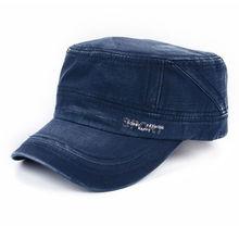 four sample Summer Men's Solid visor visera Breathable Sun Hat Deus caps Buckle hats gorras planas for Men A2