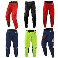 Top Quality 2019 Motocross Pants Cool MTB Polyester MX DH Pants ATV XC BMX Off Road Motorcyle Pants
