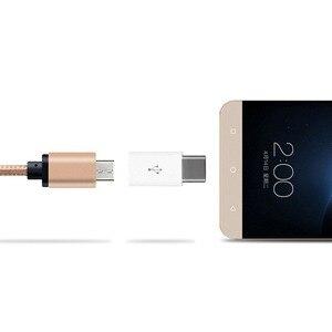 Image 4 - 10 Pcs Mini Type C Adapter Micro USB Female To Type C Male Adapter Converter For Micro To USB C Type C USB 3.1 Data Charging
