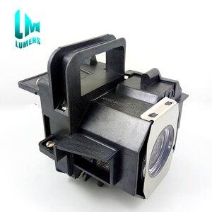 Image 4 - 2 шт. для Elplp49 совместимая неизолированная лампа + лампа с корпусом для V13H010L49 для epson EH TW3200 EH TW3500 TW4000 TW4500