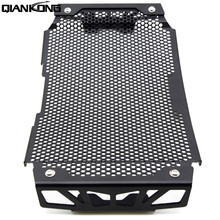 For KTM DUKE790 DUKE 790 2018 Motorcycle Accessories Radiator Grille Cover Guard Stainless Steel Protection Black