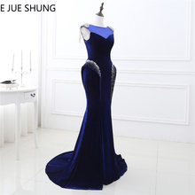 114c66309f Velvet Beaded Evening Gowns Promotion-Shop for Promotional Velvet ...
