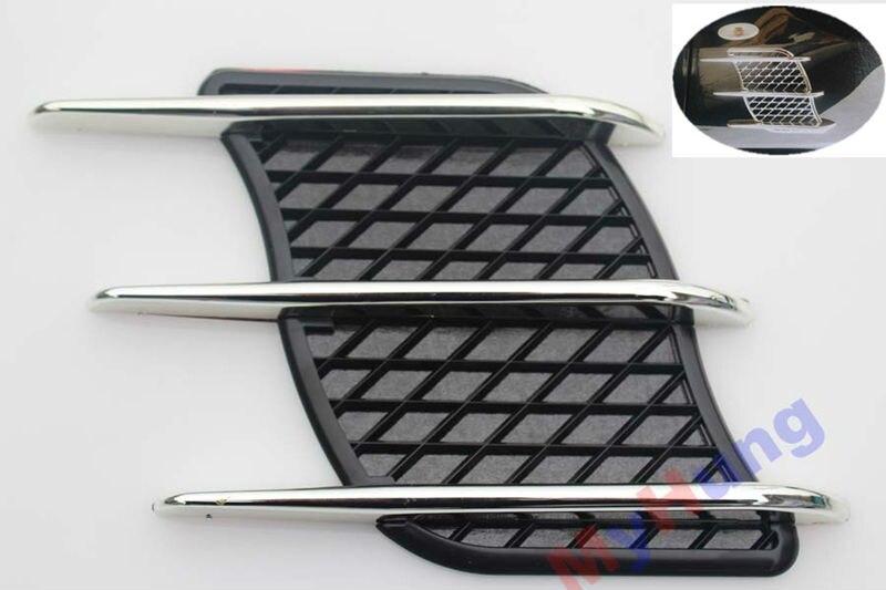Car auto accessory air vent trim universal chrome vent car decoration for all the car 2pcs per set auto paper auto take up reel system for all roland sj sc fj sp300 540 640 740 vj1000