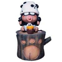 Аниме одна деталь GK младенческой серии соски тиран Bartholemew Кума смолы статуя фигурку Коллекция модель игрушки G2571