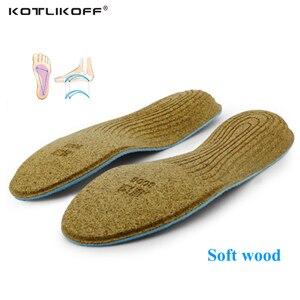 Image 4 - KOTLIKOFF בלעדי פקק אורטופדיים עבור שטוח רגל Higt קשת תומך רפידות הוספת מדרס מדרסים רפידות רגליים טיפול