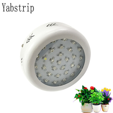 Yabstrip 300W 30leds UFO Full Spectrum Led Grow Light AC85~265V LED Lamp For Indoor Plant Growing and Flowering phyto lamp