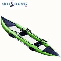 0.9mm pvc inflatable rubber canoe kayak