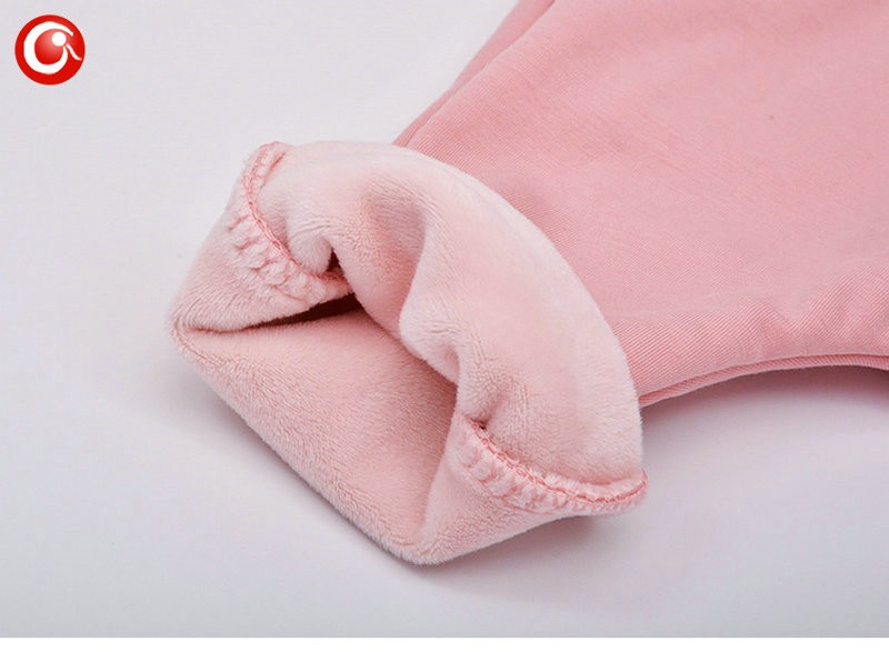 7-24M Baby Winter Tights For Boys Warm Plushed Kids PP Pants For Girls Infantil Bebes Thicken Trousers Clothes 2016  (7)