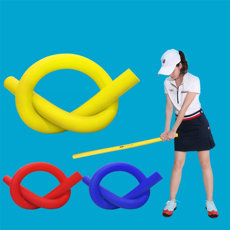 PGM Golf Training Aids Beginner Whip Trainer For Golf Swing Trainer Balance Muscle Workout Flexible Equipment 3 Colors