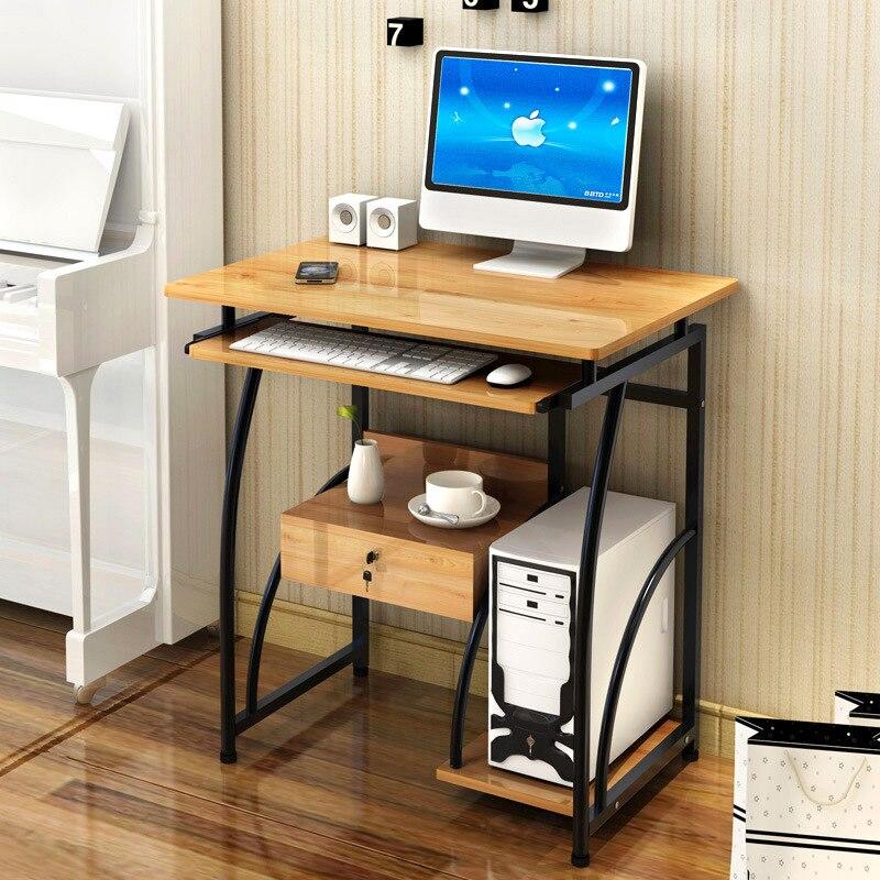 Spring Savings On Compact Steel Computer Desk Home Office Desktop