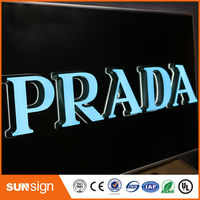 Custom Led Acrylic Letters For Sale Advertising Led Sign Letters