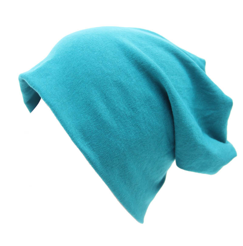 20 Color Choices, Beanies, Winter Women's Hat, Cotton Solid High Casual Skullie's 17