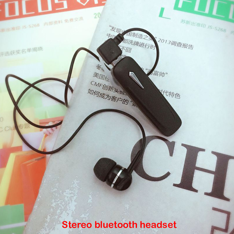 HENA Hands-free Wireless Bluetooth Earphone Headset with Microphone Free Vice Earphone For Iphone Huawei Xiaomi All phone epgate d00280 hands free bluetooth v4 0 music earphone orange