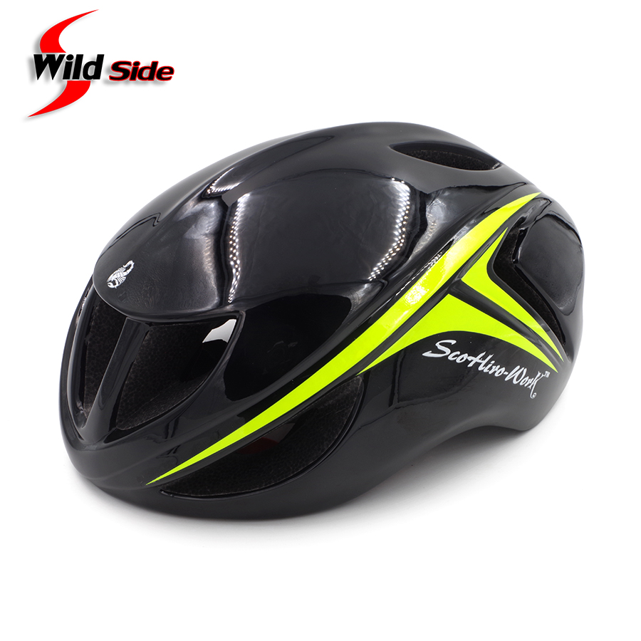 ФОТО 2016 Hot Sale Professional Cycling Helmets Ultralight Aerodynamics Road Racing Bike Bicycle Helmet 11 Air Vents Casco Ciclismo
