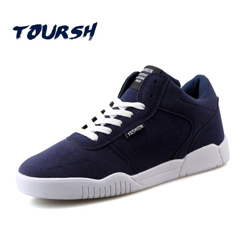 Prix pour TOURSH Simple Couleur Hommes Chaussures de Skate En Plein Air Homme Sport Chaussures de Sport Hommes Sneakers Femme Chaussures Femmes Sneakers Lady Sport