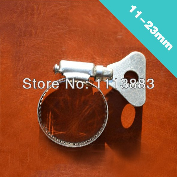 JCS HI GRIP W/S Thumb Plate Wing Screw Hose Clip 11 23mm Clip Hose-in Cl&s from Home Improvement on Aliexpress.com | Alibaba Group & JCS HI GRIP W/S Thumb Plate Wing Screw Hose Clip 11 23mm Clip Hose ...