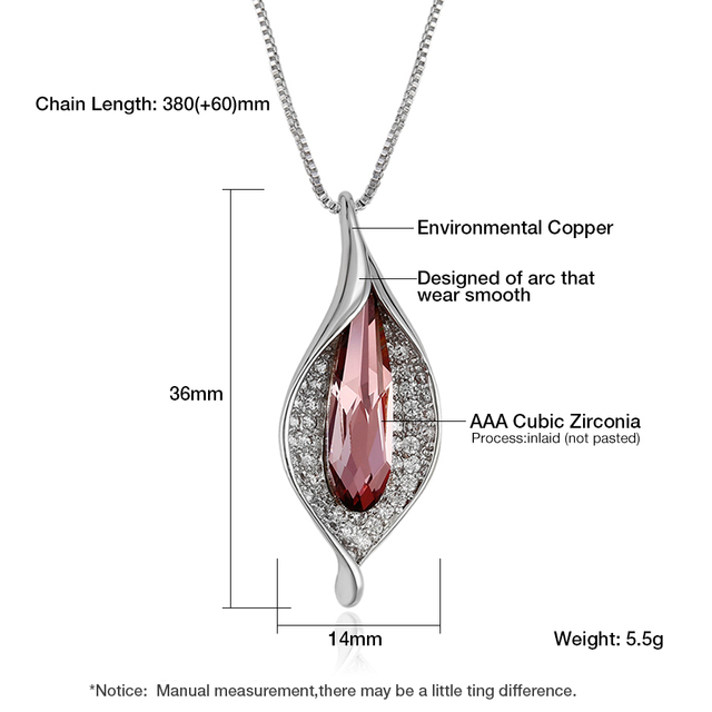 New 2017 Arrival To Our Costume Jewelry Selection. A Beautiful Pink Stone Pendant Necklace. A Fabulous Gift.