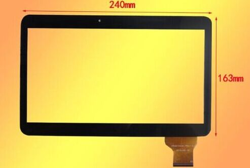 New touch screen For 10.1 Manta MID1009 tablet Touch panel Outer LCD Digitizer Glass Sensor Replacement Free Shipping