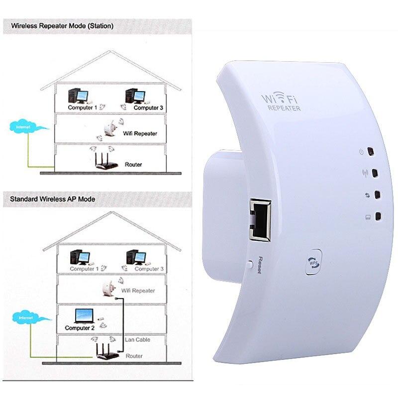 Wifi router wi fi repeater roteador sem fio wireless - Amplificador wifi tp link ...