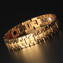 Stainless Steel Adjustable Chain & Link Bracelets for Men Fashion Simple style Jewelry Wristband