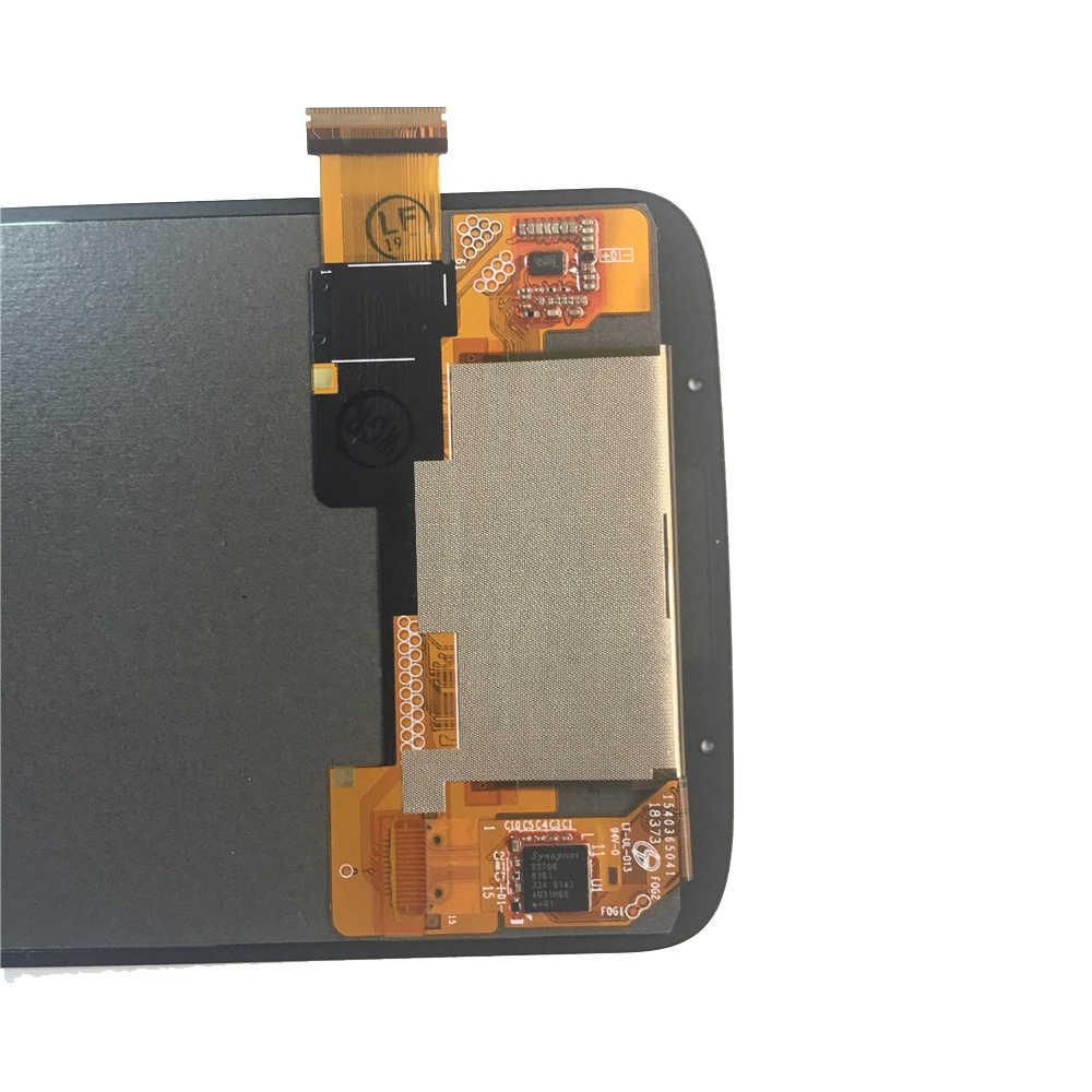 สำหรับ Motorola Moto Z3 Play จอแสดงผล LCD Touch Screen Digitizer ASSEMBLY สำหรับ Moto Z3 Play XT1929 XT-1929 LCD
