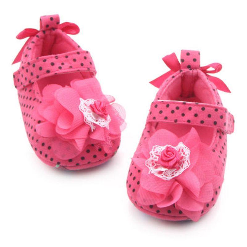 Turnschuhe Neue Neugeborenes Baby Mädchen Weiche Sohle Leder Krippe Schuhe Rutschfeste Sneaker Prewalker