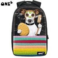 ONE2 Design School Bag Crazy Massage Laptop Backpacks Wholesale Backpacks China Korean Style Backpack Backpacks With