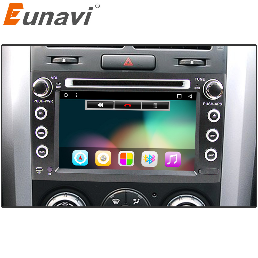 где купить Eunavi 2 Din Android 7.1 Car Dvd Player For Suzuki Grand Vitara Radio Stereo GPS With Steering Wheel Control Camera Map In Dash дешево