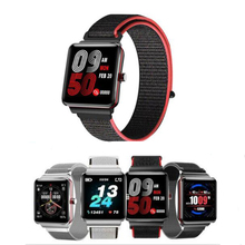 2019 H10 Smart Watch Men Bracelet Heart Rate Blood Pressure Waterproof Wristband Fitness Tracker For iPhone iOS Android