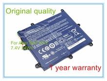 24Wh 7.4 В летучая мышь-1012 Аккумулятор для ноутбука Летучая мышь-1012, BAT1012, 2ICP5/67/90, BT.00203.011 для Tab A200 A520 серии