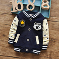 Bestselling Fashion New Baby Kids Boys Girls Children Bear Cotton Cardigans Shirts Jackets Coats Long Sleeve