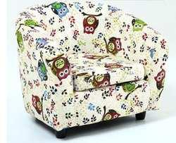 Маленькие плюшевые диван. Детские стула. Детский подарок на день рождения
