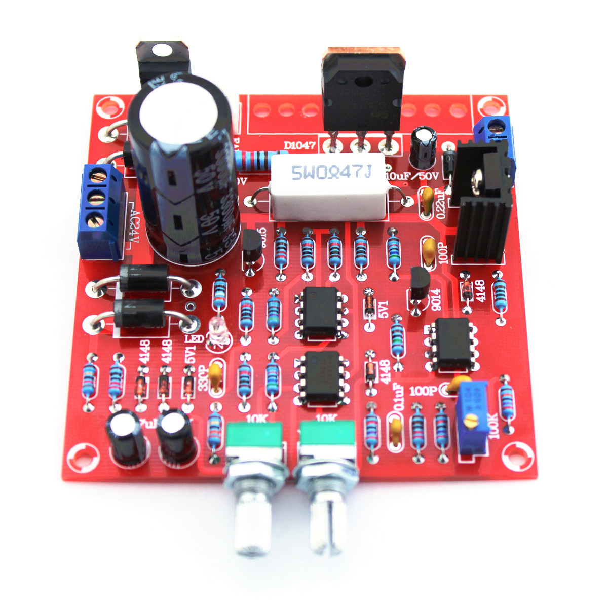 0 30v 2ma 3a Continuously Adjustable Dc Regulated Power Supply Short Simple With Overcurrent New Module Diy Kit