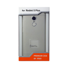 Чехол-накладка INOI Premium case для Xiaomi Redmi 5 Plus, силиконовый (TPU)