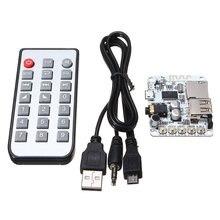 DIY Bluetooth 3.0/4.0/4.1 Audio Carte de Récepteur Sans Fil Stéréo Son Module 5 V