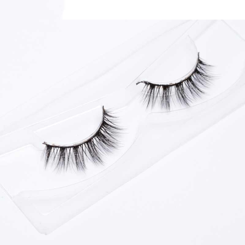 470280de3d5 Big Eye's Secret 3D Mink Eyelashes Manufacturer Volume Lashes False Lash  Russia Eyelash New Black Magnetic