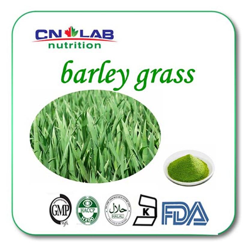 1kg/lot GMP factory barley grass powder organic barley grass powder 500g organic barley grass powder barley leaves powder good for men and women
