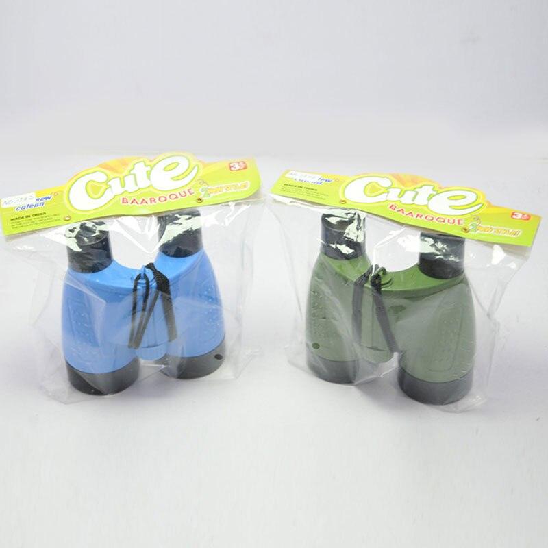 Биология пластик бинокль-игрушка Подарки для детей Дети весело интерес выращивание