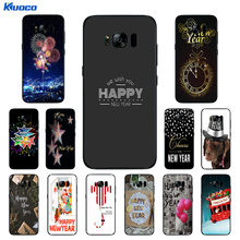 Custom DIY Cases For Samsung Galaxy S8 / S8 Plus Clear Soft