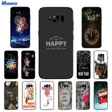 Custom DIY Cases For Samsung Galaxy S8 / S8 Plus Clear Soft