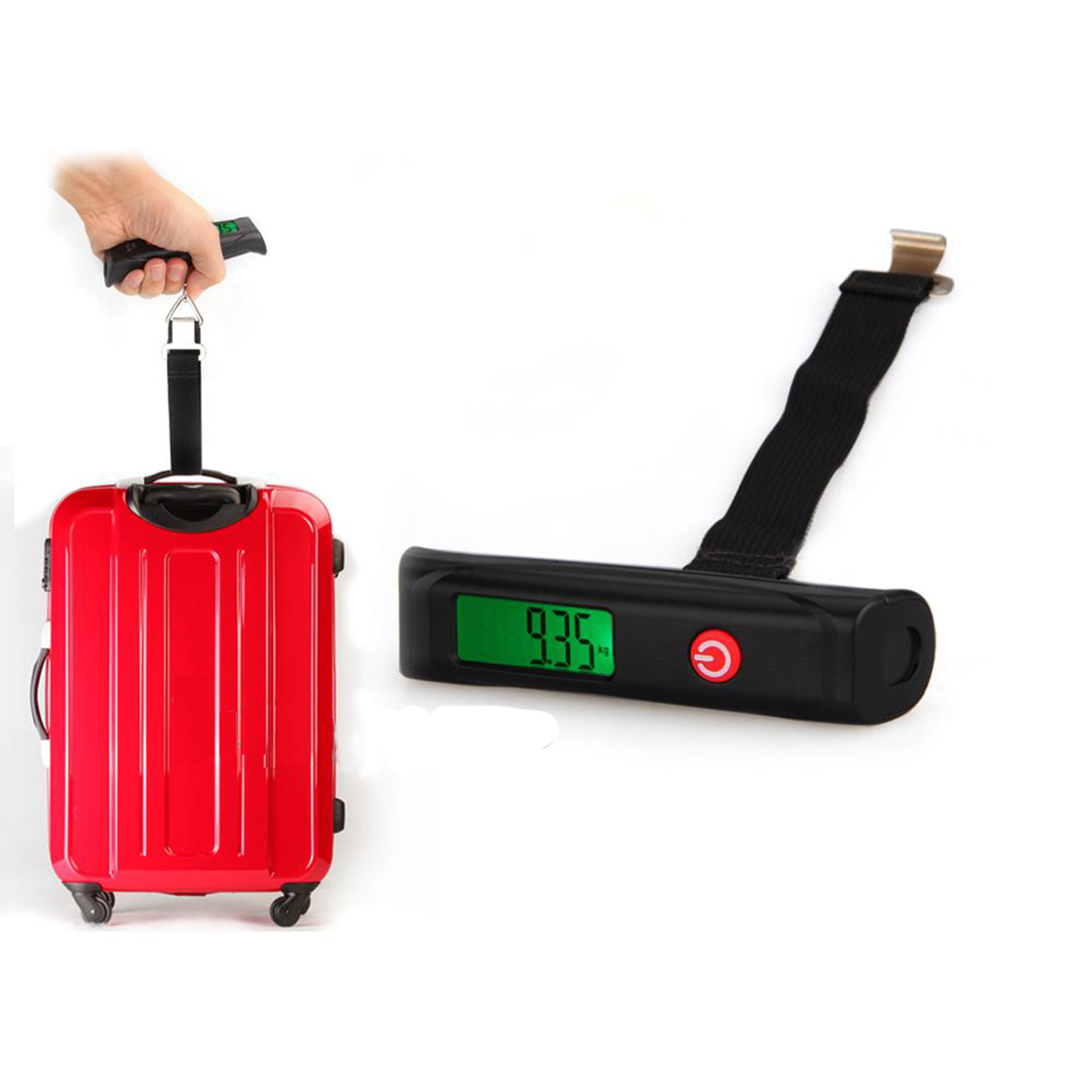 Luggage Weight Measure Promotion-Shop for Promotional Luggage ...