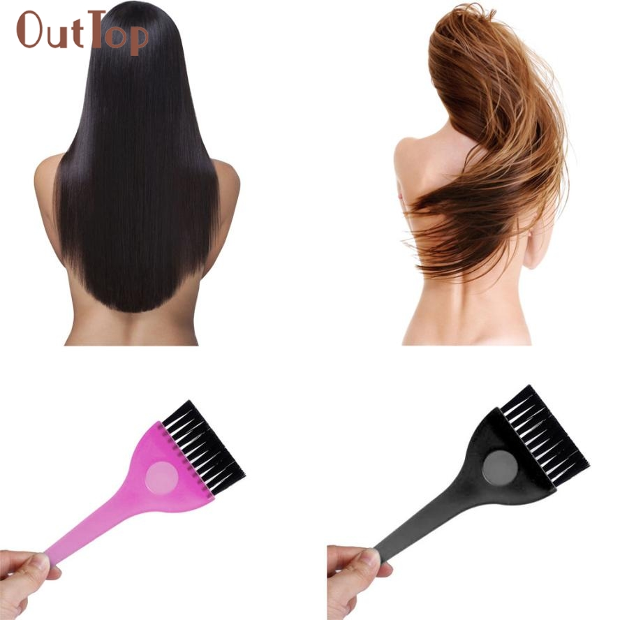 Online coloring tools - Beauty Girl Hot P Hairdressing Hair Dye Color Bowl Color Mixing Comb Brush Kit Set Tint