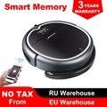 (Nieuwe Collectie) LIECTROUX Robot Stofzuiger Q8000, WiFi App, Kaart Navigatie, Zuig 3000 Pa, geheugen, Nat Droog Mop, Beste Aspirador