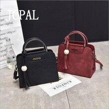 2017 Hot Lady Messenger Bag Women's Shoulder Bag Solid Color Tassel Bag Handbag Travel Wallets Girl Channel Handbag