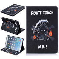 Printing Colorful 7.9'' Mini Tablet Flip Leather Case For iPad Mini 2 3 Magnet Leather Case Auto Sleep Function