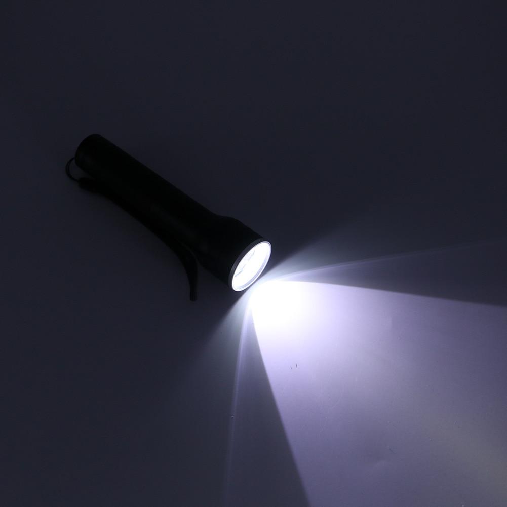 Black 18650 Hands Holding XM-L2 U2-1A LED Flashlight Torch Lantern Camping Light Lamp