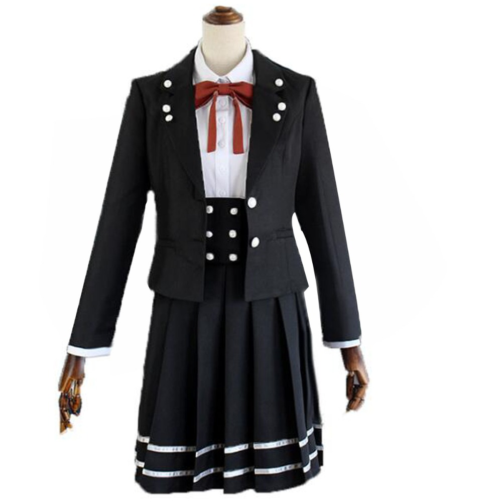 New Danganronpa V3 Shirogane Tsumugi Cosplay Costume ...