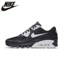 51634836a18 NIKE AIR MAX 90 ESSENTIËLE Originele Loopschoenen Mesh Ademend Schoeisel  Super Licht Sneakers Voor Mannen Schoenen 537384- 089